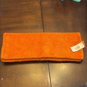 """🛁 ABYSS Orange bathmat size 20"""" x 31"""""""